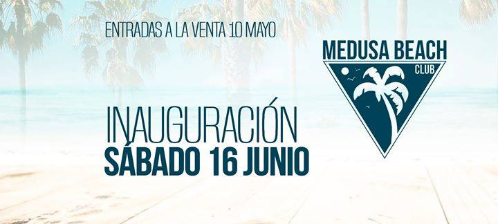 ¡Verano en Medusa Beach Club!