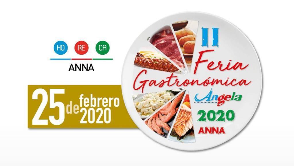 FERIA GASTRONÓMICA ÁNGELA 2020